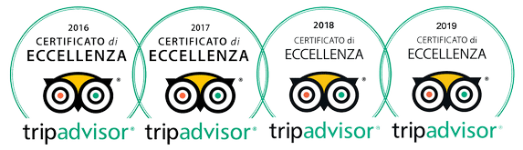 DST Sardinia Certificate of Excellence Trip Advisor